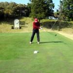 別荘ゴルフ大会