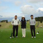 第23回 芦ノ湖高原別荘地ゴルフ大会